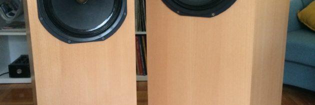 Óvatos fejlesztések a hangsugárzóinkon: a kompromisszum-mentes Audio Nirvana irányába